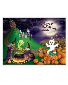 Halloween Insta Mural