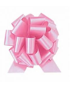 #9 Pink Pull Bow