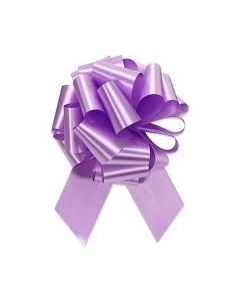 #9 Lavender Pull Bow