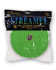 500' Light Green Streamer