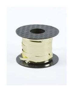 "3/16"" Gold Mylar Ribbon"