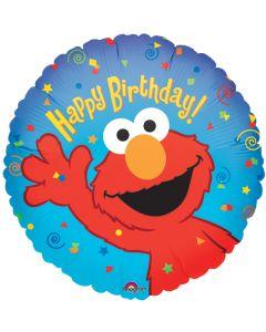 "18""Elmo Happy B'day"