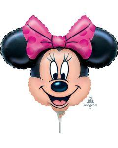 "14"" Minnie Head Shape"