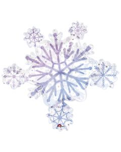 "32"" Snowflake Cluster Prism"