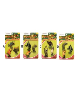 Monkey Assortments 3ct 24pc min.