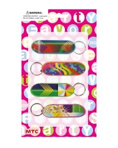 Skateboard Key Chains