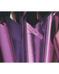 Purple Metallic Sheets 3ct