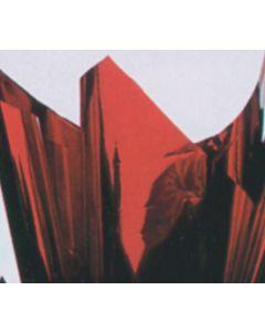 Red Metallic Sheets 3ct