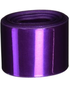 Purple Metallic Streamer 200'