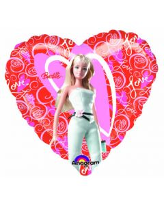 "18"" Barbie Love Pkg"