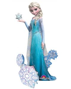 "57"" Elsa The Snow Queen Airwalker"