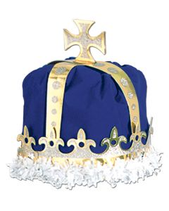 Blue King's Crown
