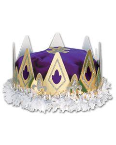Purple Queen's Crown