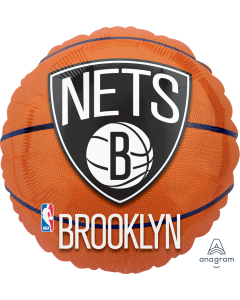 "18"" Brooklyn Nets"