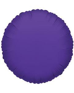 """18"""" Purple Round"""