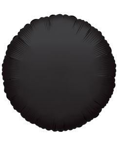 """18"""" Black Round"""
