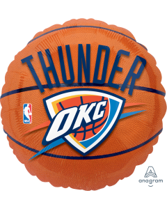"18"" Oklahoma City Thunder"