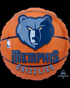 """18"""" Memphis Grizzlies"""