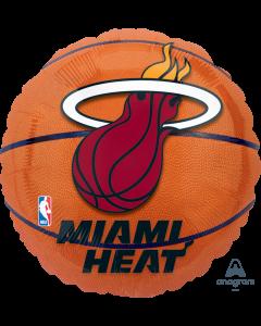 "18"" Miami Heat"