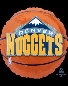 """18"""" Denver Nuggets"""