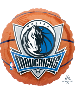 "18"" Dallas Mavericks"