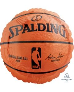 "18"" Spalding NBA Basketball"