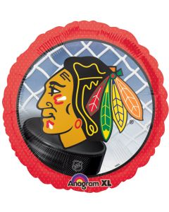 "18"" Chicago Blackhawks"