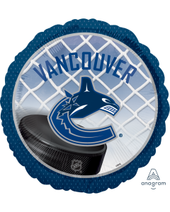 "18"" Vancouver Canucks"