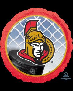 """18"""" Ottawa Senators"""