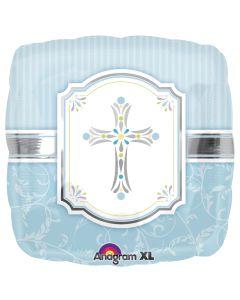 "18"" Communion Blessing Blue"