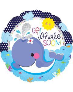"18"" Get Whale Soon!"