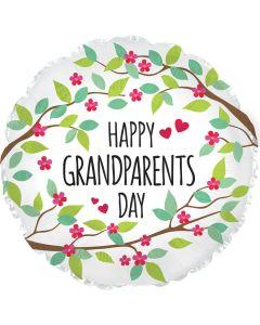 "18"" Happy Grandparent's Day"