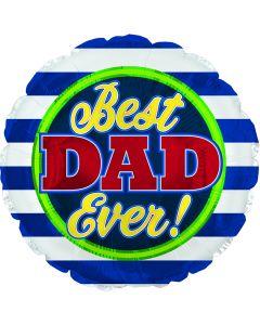 """18"""" Best Dad Nautical!"""