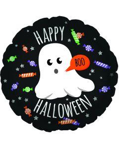 "18"" Halloween Ghost & Treats"