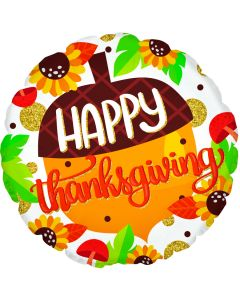 "18"" Thanksgiving Acorn"