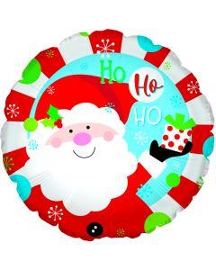 """18"""" Ho Ho Ho Santa"""