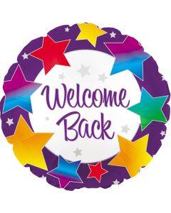 "18"" Welcome Back Rainbow Star"