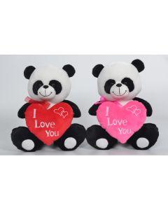 """12"""" I Love You Panda"""