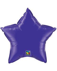 "36""Purple Star"