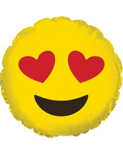 """9"""" Smiley In Love"""