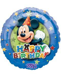 "18""Mickey B'day Stars Pkg"