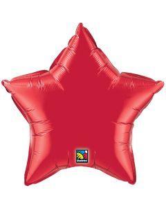 "36"" Ruby Red Star"