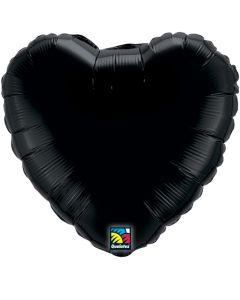 "9"" Black Heart"