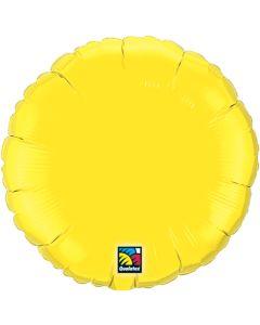 """18""""Yellow Round"""