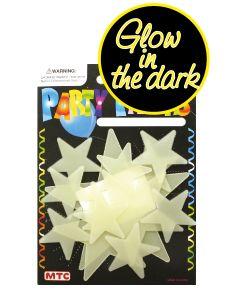 Glow In The Dark Stars 12ct