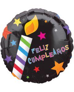 "18""Feliz Cumpleanos Candles"
