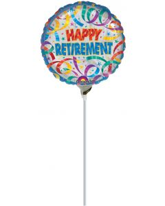 """9"""" Party Streamers Retirement"""