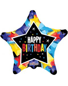 "18"" Bright Birthday Star"