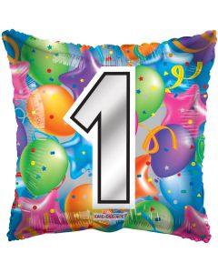 "18"" Balloons Square 1"