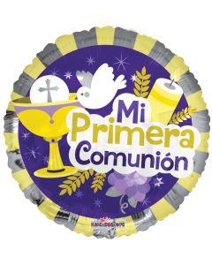 """18"""" Primera Comunion Dove"""